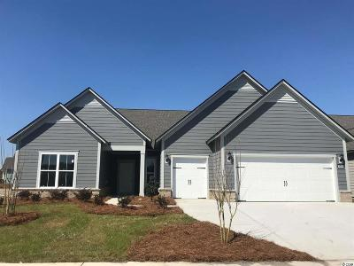 Georgetown County, Horry County Single Family Home Active Under Contract: 6535 Pozzallo Place