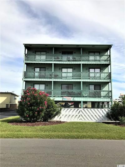 North Myrtle Beach Condo/Townhouse For Sale: 216 22nd Ave. N #C-1
