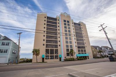 North Myrtle Beach Condo/Townhouse For Sale: 4000 N Ocean Blvd. #601