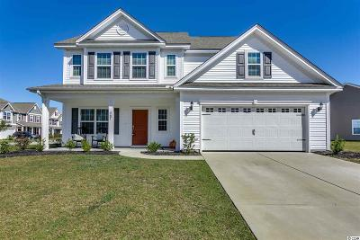 Myrtle Beach Single Family Home For Sale: 3201 Saddlewood Circle