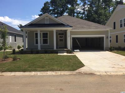Murrells Inlet Single Family Home For Sale: Lot 54 Wakefield Ct.