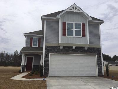 Myrtle Beach Single Family Home Active-Pend. Cntgt. On Financi: 5441 Merrywind Ct.