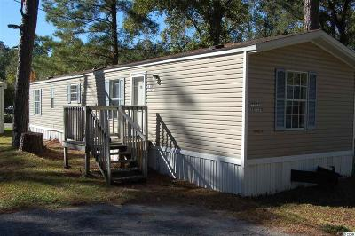 Myrtle Beach SC Single Family Home For Sale: $30,000