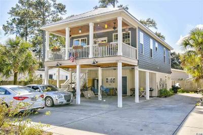 Murrells Inlet Single Family Home Active Under Contract: 429 Cypress Ave.