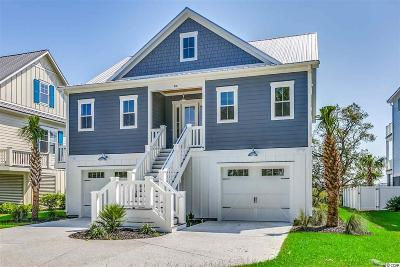 Pawleys Island Single Family Home For Sale: 84 Marsh Grass Way