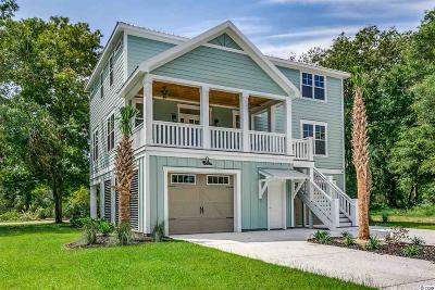 Pawleys Island Single Family Home For Sale: 50 Marsh Grass Way