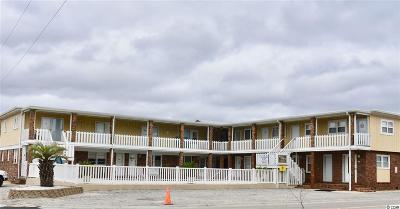 North Myrtle Beach Condo/Townhouse For Sale: 3001 N Ocean Blvd. #107