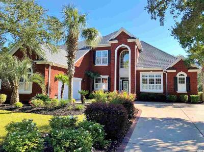 North Myrtle Beach Single Family Home For Sale: 5408 Pheasant Dr.