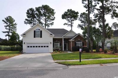 Myrtle Beach, Surfside Beach, North Myrtle Beach Single Family Home For Sale: 7022 Woodsong Dr.