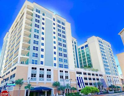 North Myrtle Beach Condo/Townhouse For Sale: 603 S Ocean Blvd. #1501