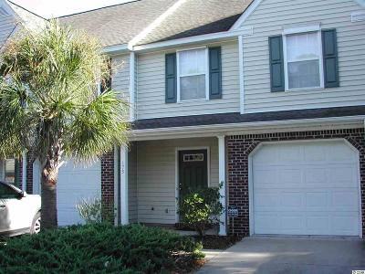 Pawleys Island Condo/Townhouse For Sale: 175 Palisades Loop #175