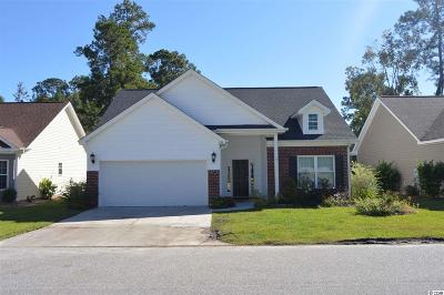 Single Family Home For Sale: 108 Carolines Cove Ct.
