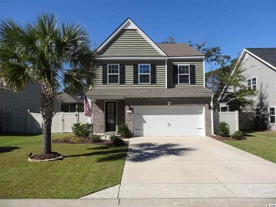 Pawleys Island Single Family Home Active-Pend. Cntgt. On Financi: 107 Dunning Rd.