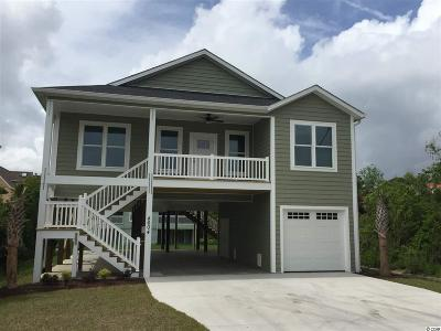 North Myrtle Beach Single Family Home For Sale: 4604 Eyerly St.