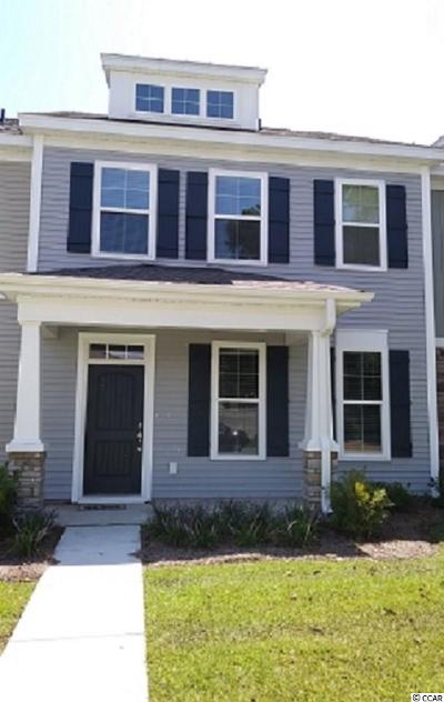 Little River Condo/Townhouse For Sale: 408 Papyrus Circle #112