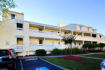 North Myrtle Beach Condo/Townhouse For Sale: 1100 Possum Trot Rd. #B-207