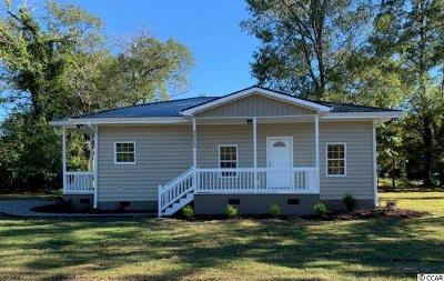 Conway Single Family Home For Sale: 2605 Leonard Ave.