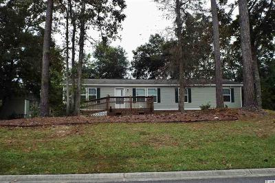 Murrells Inlet Single Family Home Active-Pending Sale - Cash Ter: 273 Hawks Nest Circle