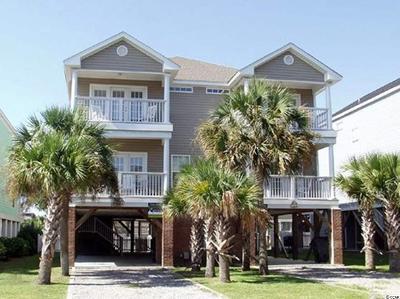 Surfside Beach Single Family Home For Sale: 115b 13th Ave. N