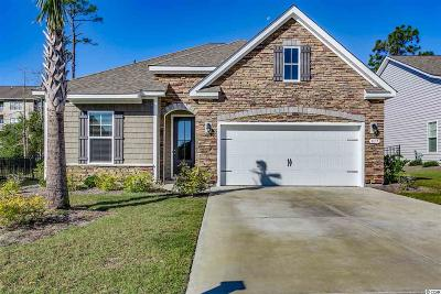 North Myrtle Beach Single Family Home For Sale: 817 Bronwyn Circle