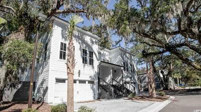 Murrells Inlet Condo/Townhouse For Sale: 34 Shady Moss Loop #34