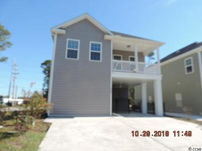 North Myrtle Beach Single Family Home Active-Pend. Contingent Contra: 1006 Ocean Pines Ct.