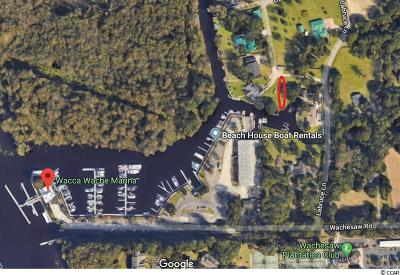 Georgetown County, Horry County Residential Lots & Land For Sale: White Marsh Ln.