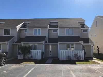 Surfside Beach Condo/Townhouse For Sale: 1100 Deer Creek Rd. #C
