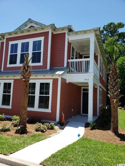 Pawleys Island Condo/Townhouse For Sale: 203 Lumbee Circle #43