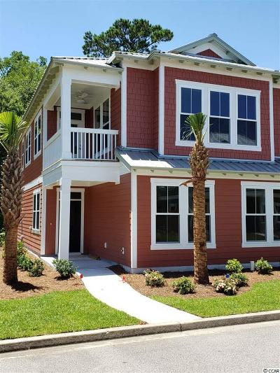 Pawleys Island Condo/Townhouse For Sale: 203 Lumbee Circle #44