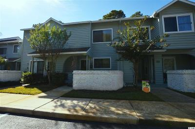 North Myrtle Beach Condo/Townhouse Active-Pend. Cntgt. On Financi: 104 Shadow Moss Pl. #104