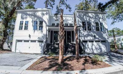 Murrells Inlet Condo/Townhouse For Sale: 32 Shady Moss Loop #32