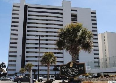Myrtle Beach Condo/Townhouse For Sale: 9500 Shore Dr. #PHB