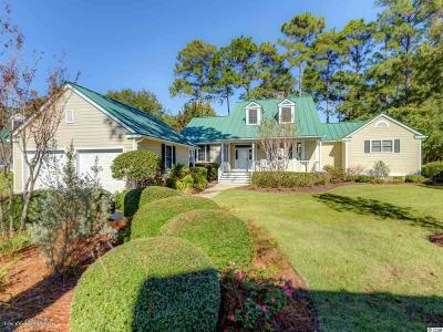 Murrells Inlet Single Family Home For Sale: 4423 Buckthorn Pl.