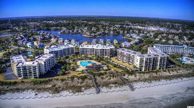 Pawleys Island Condo/Townhouse For Sale: 709 Retreat Beach Circle #D-1-A