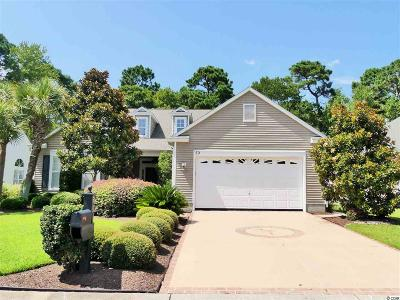 Murrells Inlet Single Family Home For Sale: 59 Long Creek Dr.
