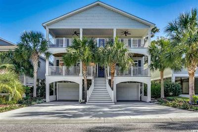 North Myrtle Beach Single Family Home For Sale: 400 S 5th Ave. S
