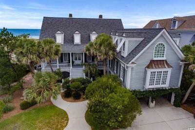 Pawleys Island Single Family Home For Sale: 549 Beach Bridge Rd.