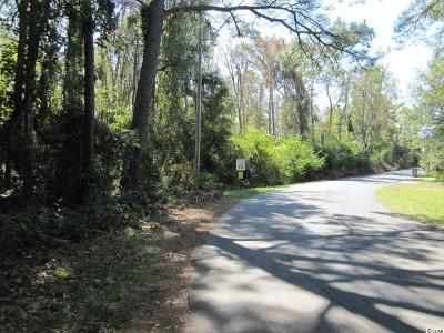 Georgetown County, Horry County Residential Lots & Land For Sale: Tbd Woodview Ln.