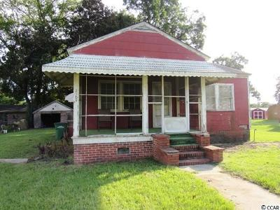 Georgetown Single Family Home For Sale: 2105 Highmarket St.