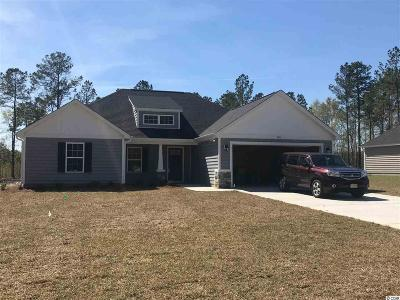 Horry County Single Family Home Active-Pend. Cntgt. On Financi: 136 Penn Circle