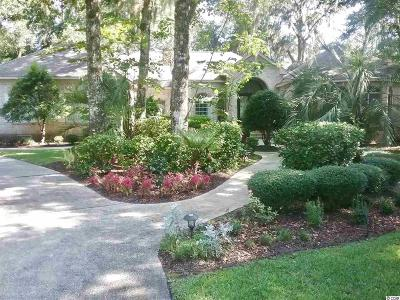 Pawleys Island Single Family Home For Sale: 18 McLeod Ct.