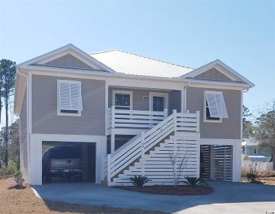 Pawleys Island Single Family Home Active-Pend. Contingent Contra: 48 Tidelands Trail