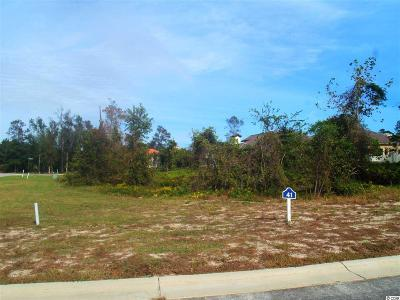 Georgetown County, Horry County Residential Lots & Land For Sale: 9110 Sanremo Ln.
