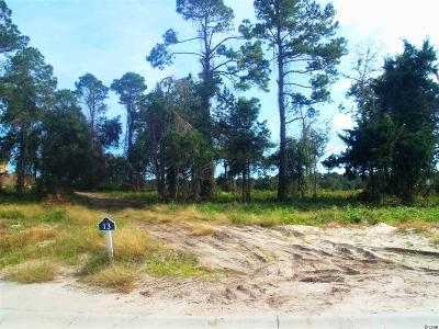 Georgetown County, Horry County Residential Lots & Land For Sale: 9367 Venezia Circle