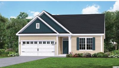 Myrtle Beach Single Family Home For Sale: Plantersville Pl.