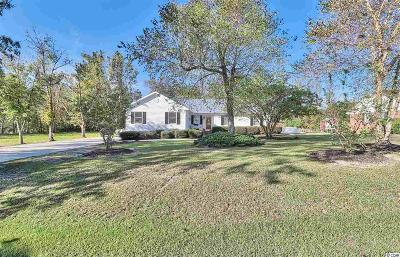 Horry County Single Family Home Active-Pend. Cntgt. On Financi: 2132 Highway 129