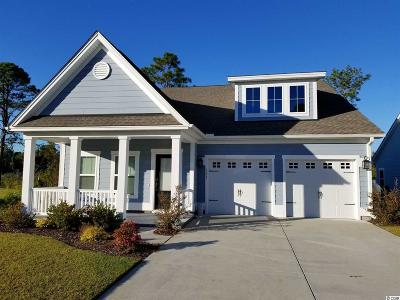 Pawleys Island Single Family Home For Sale: 123 Southgate Ct.