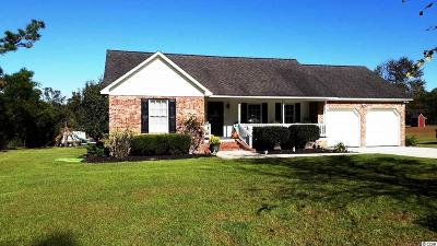 Horry County Single Family Home Active-Pend. Cntgt. On Financi: 5134 Sycamore Circle