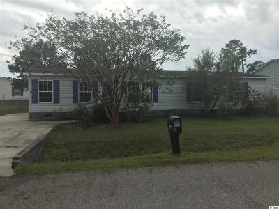 Little River Single Family Home For Sale: 2625 Jasper St.